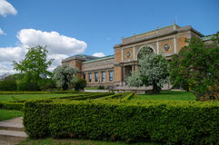 The National art Gallery of Denmark Stock Photography