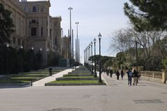 National Art Museum. Barcelona. Catalonia. Spain Stock Photography