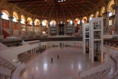 National Art Museum of Catalonia Royalty Free Stock Photos