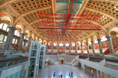 National Art Museum interior royalty free stock photo