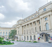The National Art Museum, The Royal Palace Royalty Free Stock Photography