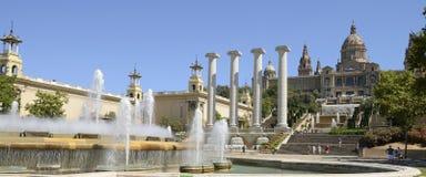 National Art Musuem Catalunya royalty free stock photos
