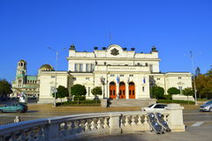 National Assembly building, Sofia Royalty Free Stock Image