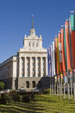 National Assembly of Bulgaria, Sofia Stock Images