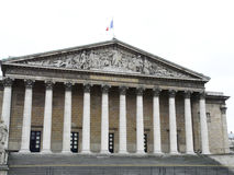 National assembly, Paris Stock Image