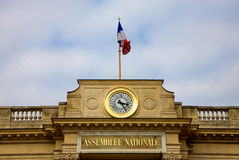 National Assembly Paris Stock Photos
