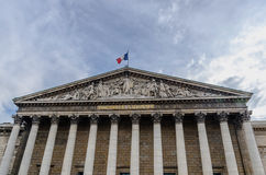 National assembly Paris royalty free stock photography