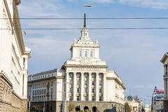 National Assembly of the Republic of Bulgaria Royalty Free Stock Images