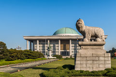 National Assembly of South Korea Stock Image