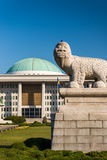 National Assembly of South Korea Stock Photography