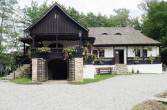 National Astra Museum In Sibiu - Old Traditional House ( Many Styles And Forms )