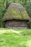 National Astra Museum in Sibiu - Old traditional house ( many styles and forms ) Stock Photo