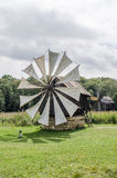 National Astra Museum in Sibiu - Old windmill Stock Photos
