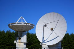 National astronomical observatory Royalty Free Stock Photos