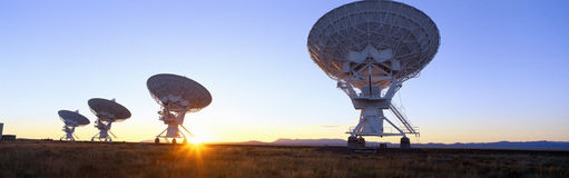 National Astronomy Observatory. Socorro, New Mexico Stock Photos