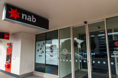 National Australia Bank branch Stock Image