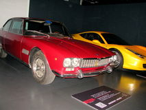National Automobile Museum in Turin Stock Photography