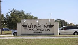 National Aviation Museum, Pensacola, Florida Royalty Free Stock Photography