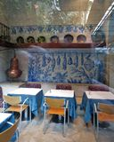 National Azulejo Museum in Lisbon. Portugal Royalty Free Stock Image