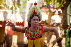 National Balinese dance Barong Stock Photos