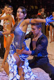 National Ballroom Dance Championship 2 Stock Photography