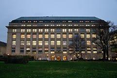 National Bank of Austria, Vienna, Austria Stock Image