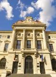 National Bank av Rumänien Royaltyfri Foto