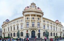 National Bank de bouw van van Roemenië (BNR) Royalty-vrije Stock Fotografie