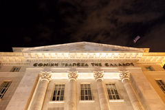 National Bank of Greece Royalty Free Stock Photography
