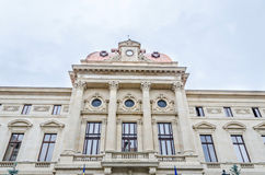 The National Bank of Romania (BNR) building Royalty Free Stock Photography
