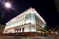 National Bank of Romania Stock Photo