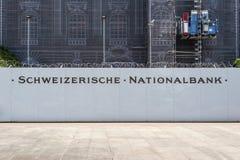National Bank of Switzerland in Bern, Switzerland