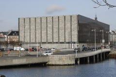 NATIONAL BANK VON DÄNEMARK stockfotografie
