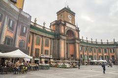 National Boarding School-Convitto Nazionale Vittorio Emanuele II,Naples Royalty Free Stock Photography