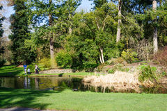 The National Botanic Garden Royalty Free Stock Photo