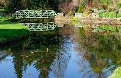 The National Botanic Garden stock image