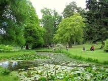 The National Botanic Gardens Of Dublin Royalty Free Stock Photos