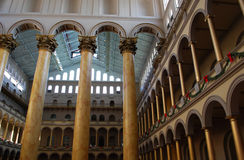 National Building Museum Royalty Free Stock Photo