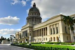 National Capital Building - Havana, Cuba Stock Photo