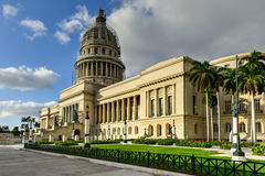 National Capital Building - Havana, Cuba Royalty Free Stock Photo