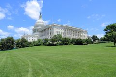 National Capitol Royalty Free Stock Photo