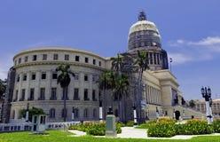 National Capitol Building / El Capitolio - Havana, Cuba Royalty Free Stock Photography
