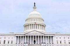 National capitol Royalty Free Stock Image