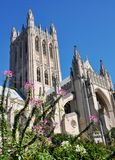 National Cathedral. Royalty Free Stock Images