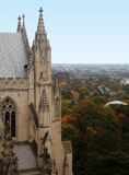National Cathedral Royalty Free Stock Photos