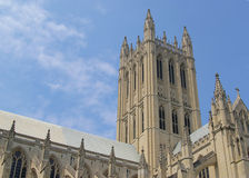 National Cathedral Royalty Free Stock Images
