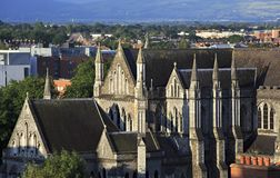 National Cathedral and Collegiate Church of Saint Stock Photography