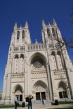 National Cathedral Front royalty free stock photography