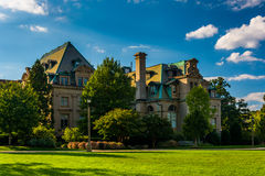 The National Cathedral School in Washington, DC. Stock Photo