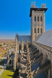 National cathedral washington dc Royalty Free Stock Photography